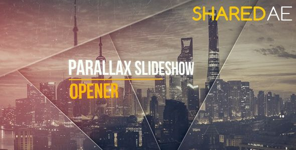 Videohive - Parallax Slideshow 16636955 - Free Download