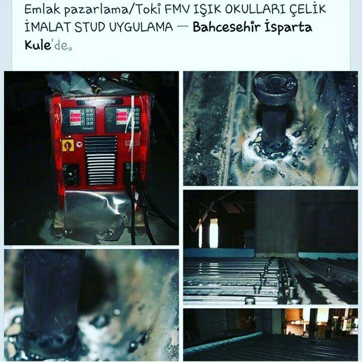 Www.studcivifiyatlari.com Www.eurostud.net  #celik #celikkonstruksiyon #konstrüksiyon #insaat #insaatmuhendisi #kaynak #bulding #enerji #santiye #santralistanbul #santral #izmir #istanbul #tower #celikvilla #stadyum #construction #elensanenerjiinsaat #fireside #studkaynak #kiralama #uygulama  #kopru #desinger #life #steel #steelbulding #eurostud #studkaynak #studcivi #instadaily
