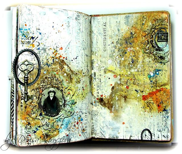 Scrapholka: Scraps Of Darkness Heirloom February Kit