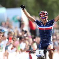 VTT. Cinquième titre européen pour Julien Absalon
