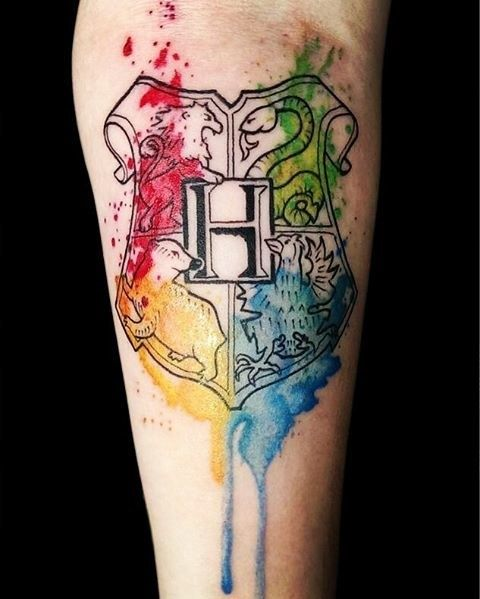 33 unfassbar schöne Harry-Potter-Tattoos