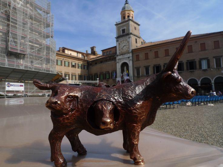 Enrico Franchi- Transumanza- Modena- Italia