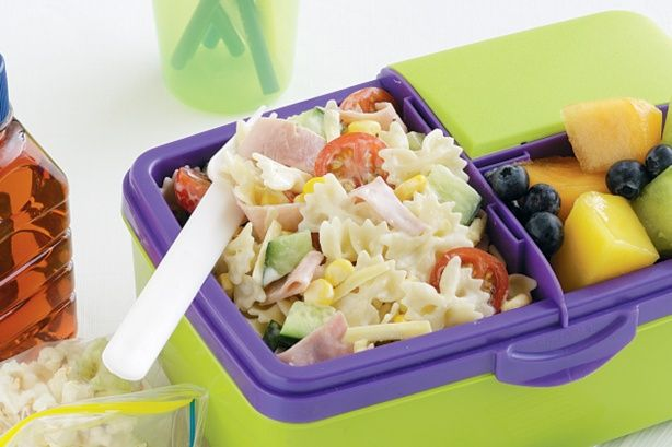 Fill your lunch-box with these great lunch, morning tea and snack ideas.