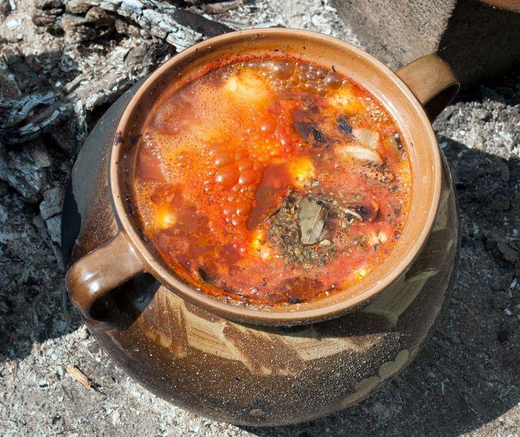 Giuditta nyami-nyami: Cserépedényben főzés és kürtöskalács sütés