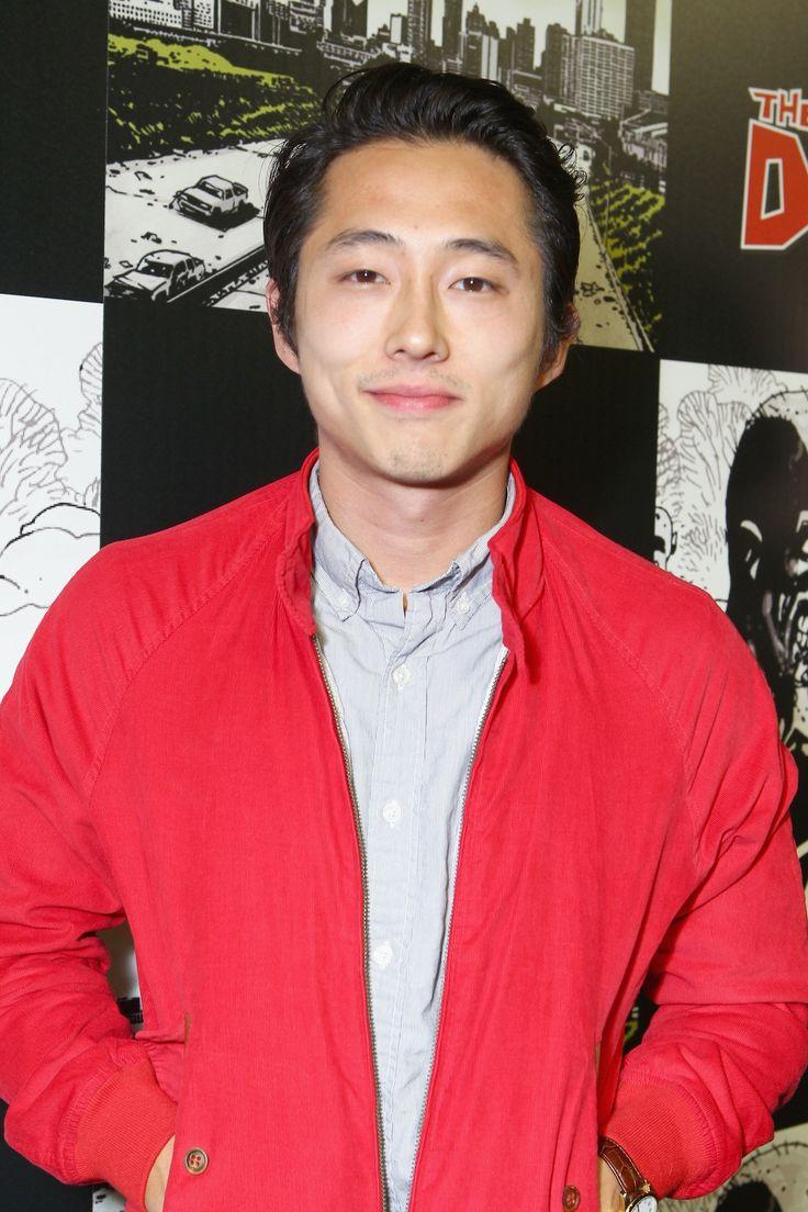 Steven Yeun-Walking Dead