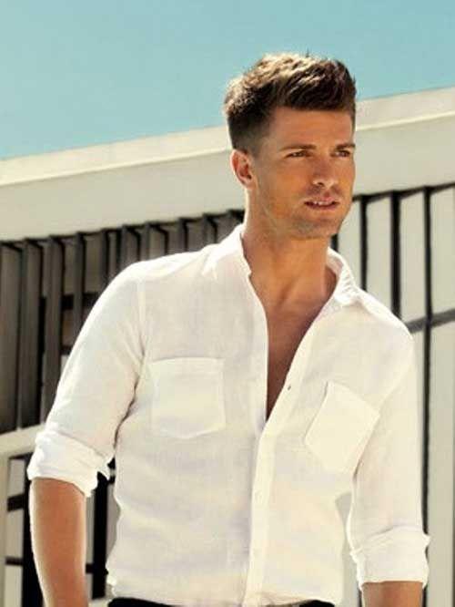 30 Cool Mens Short Hairstyles 2014 - 2015 | Mens Hairstyles 2016