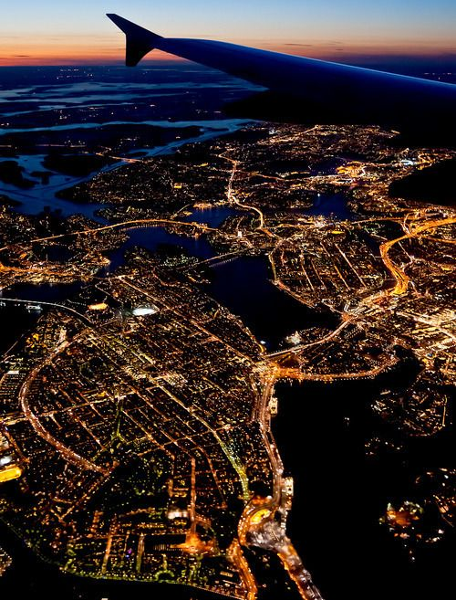 .Beautiful Stockholm