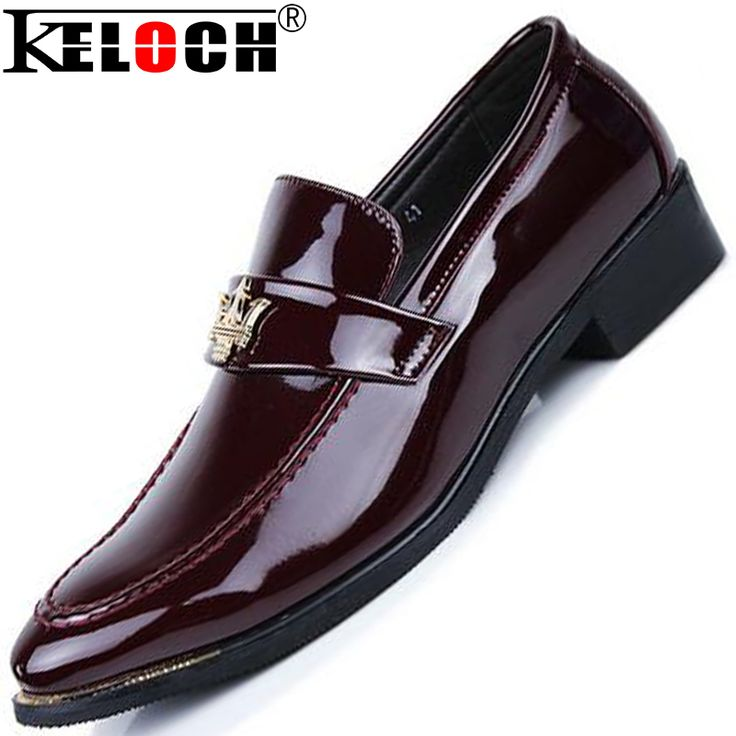 15 Fashion Flats Men Formal Shoes Casual PU Leather Men Flats Oxfords Shoes For Men Loafers Casual Man Moccasin Sapato Masculino alishoppbrasil