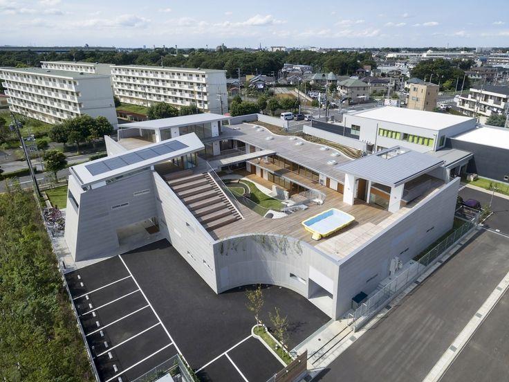 Gallery Of Amanenomori Nursery School / Aisaka Architectsu0027 Atelier   8