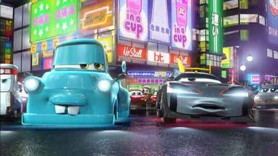 Tokyo Mater - Cars Toons: Mater's Tall Tales