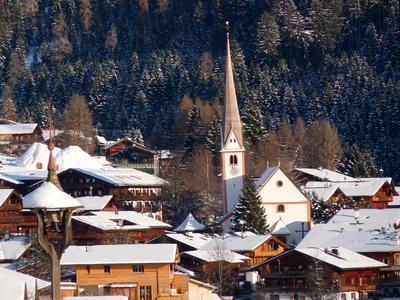 Alpbach, Austria. www.secretearth.com/best_lists/55-most-picturesque-european-ski-resorts