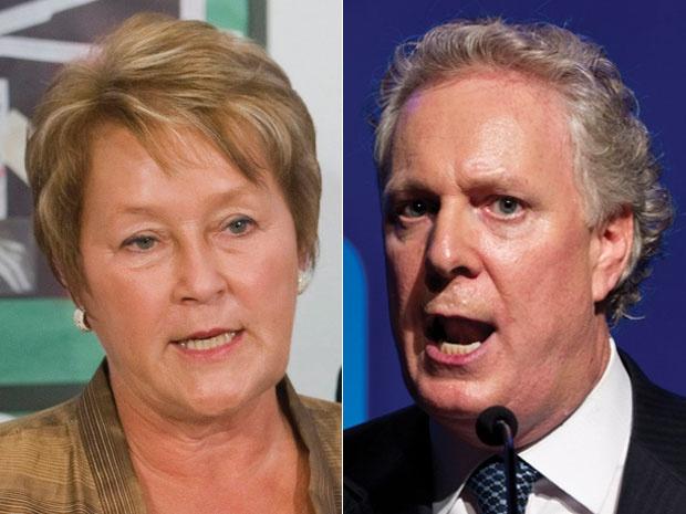 Parti Quebecois hopes taking harder line will open back door toseparatism