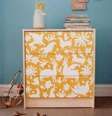 Looking for an instant bedroom update without the price tag?With a bit of sandpaper and a lick of paint you can re-make your furniture into something brand new and where better to start than with your dresser?