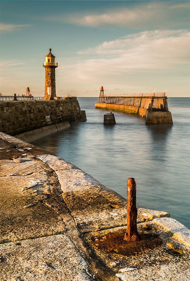 Whitby Pier - UK