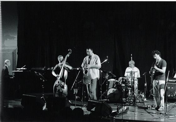 Vicenza Jazz 2004 - foto di Francesco Dalla Pozza - www.vicenzajazz.org