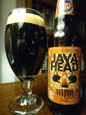 Beer Review: Troegs Java Head Stout