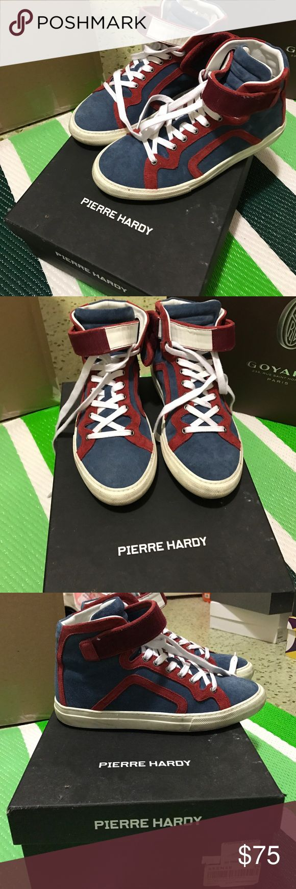 Pierre Hardy Sneaker 100% Authentic and very good condition Pierre Hardy Shoes Sneakers