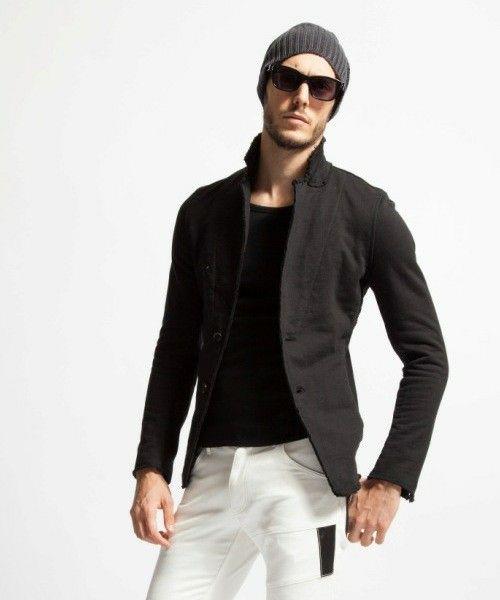 heavy jersey /pk jkt(テーラードジャケット) wjk(ダブルジェイケイ)のファッション通販 - ZOZOTOWN