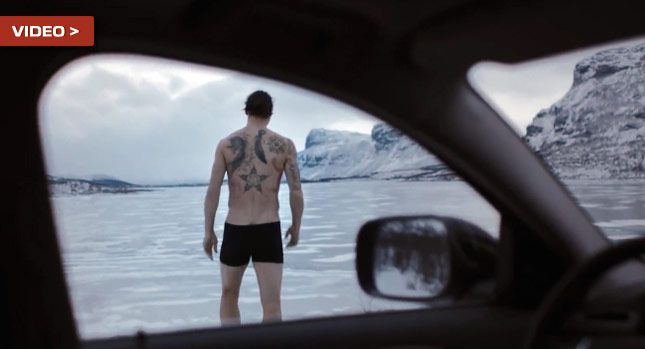 Soccer Star #Ibrahimovic Gets Naked In Daring Volvo XC70 Ad! Hit the link to watch the #breathtaking video #wild