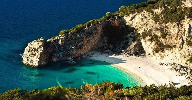 https://www.facebook.com/PoseidonHolidaysAndTours?ref=hl Agiofili beach on Lefkada island - Greece
