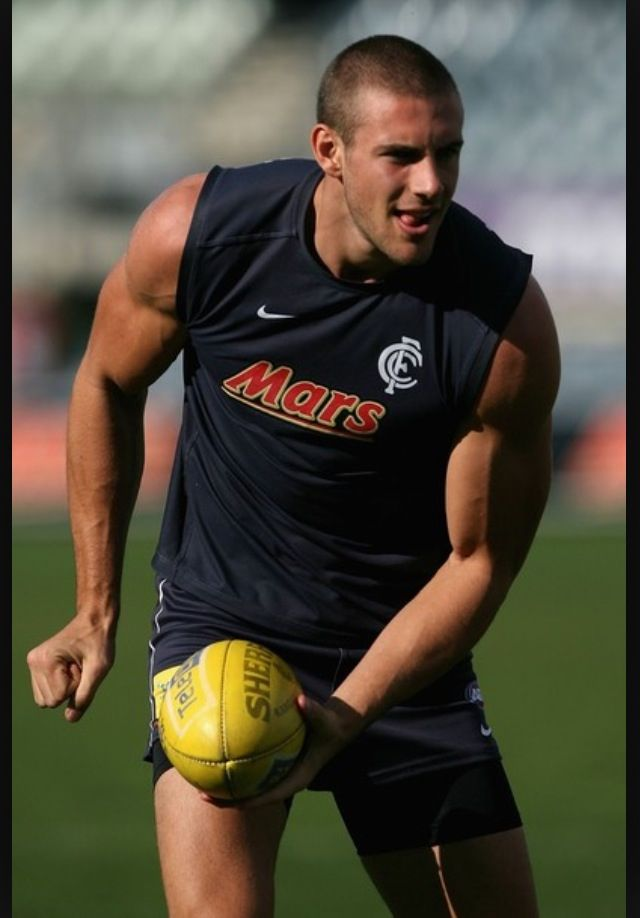 Shaun Hampson (Carlton F.C)