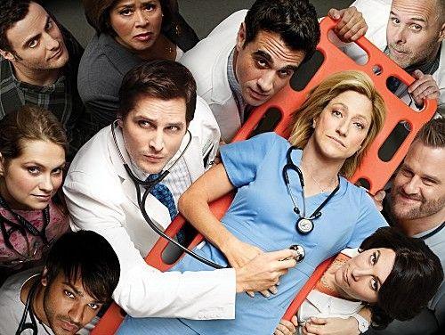 Nurse Jackie.