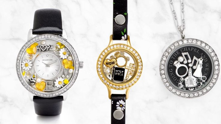 Origami Owl Spring 2017 Collection! New Leather wrap living locket watches and wrap bracelets! Click to shop the entire Origami Owl Spring 2017 Collection!