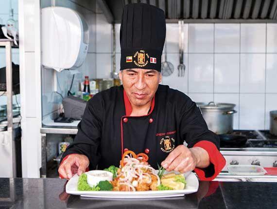 Hijo del Sol   Guía de Restaurantes Peruanos en Chile