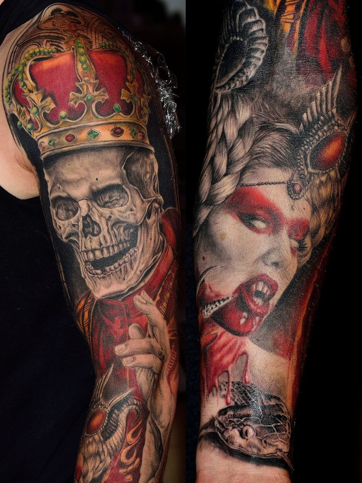 Best 25 vampire tattoo ideas on pinterest halloween for Vampire skull tattoo