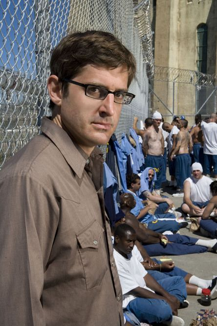 Louis Theroux. The best playing the fool.