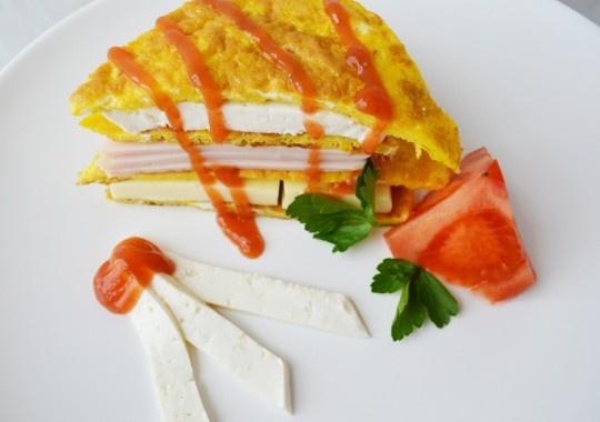 Tort omletă