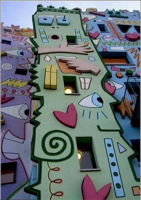 Top 10 Creative Buildings, Creative Rizzi Building