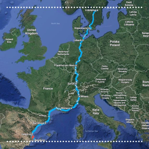 A 70 days bicycle tour from Sweden to Spain while feeding and arranging adoption of homeless animals   Crowdfunding is a democratic way to support the fundraising needs of your community. Make a contribution today!