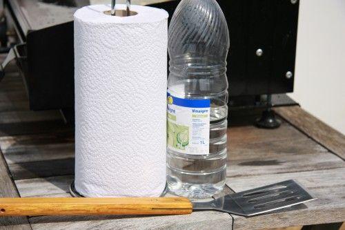 Nettoyer la plancha