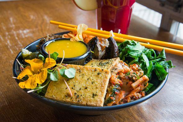 The top 40 vegetarian restaurants in Toronto