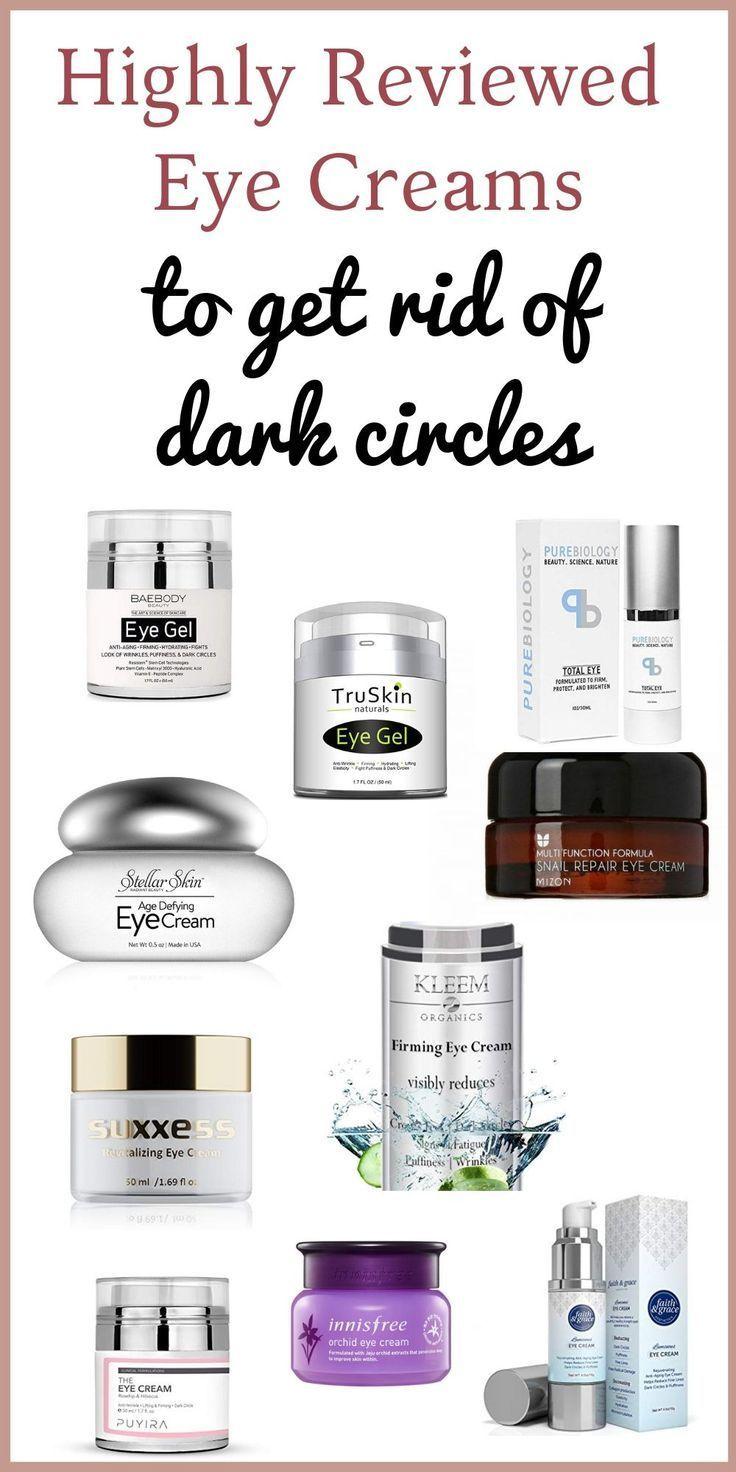 Best Korean Eye Creams For Dark Circles Under 30 Ray Amaari