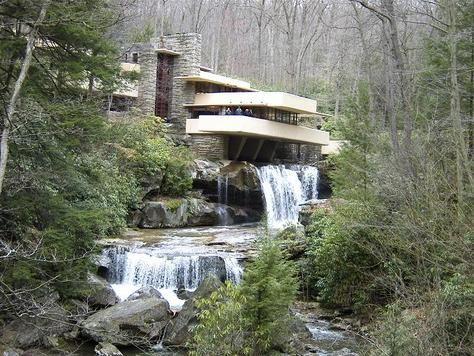 Falling Water, Ohiopyle State Park, Pennsylvania