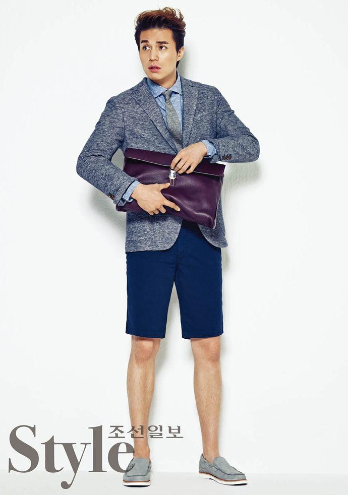 Feat Estilo Chosun. Lee Dong Wook Quién está orgulloso de sus piernas bien formadas | Sofá Kimchi