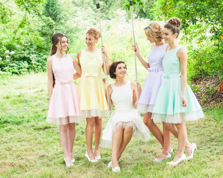 Best Kate Fearnley Bridesmaids Images On Pinterest Pastel