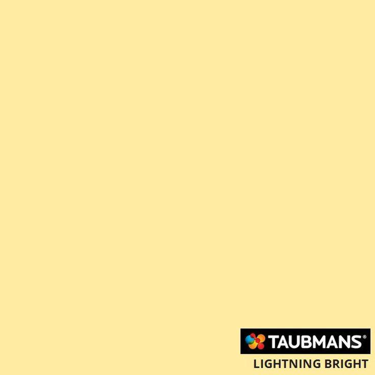 #Taubmanscolour #lightningbright