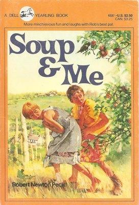 Soup books by Robert Newton Peck