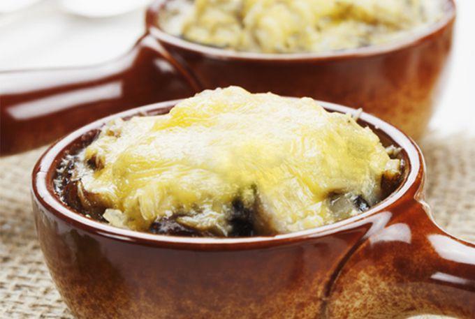 Как приготовить классический жульен с курицей и грибами :: Кулинарные рецепты :: KakProsto.ru: как просто сделать всё