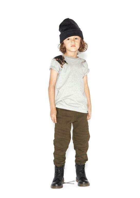 Molo Jungen T-Shirt, Ratman Grey melange 39,95€ www.frohtag.de