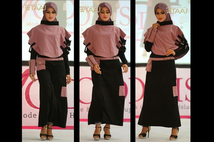 Hijab fashion for muslimah from houseoftaaj.com