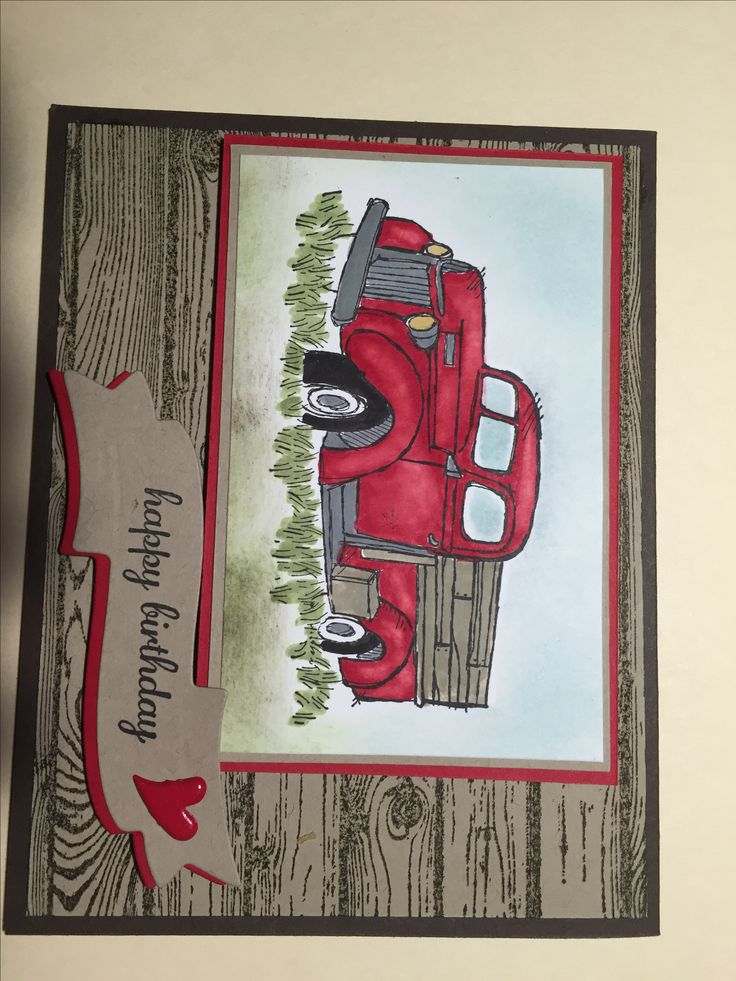 Country Livin' by Stampin UP carolynlibby10@gmail.com