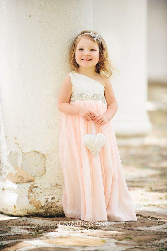 48 besten Flower Girl Dresses Bilder auf Pinterest | Blumenmädchen ...