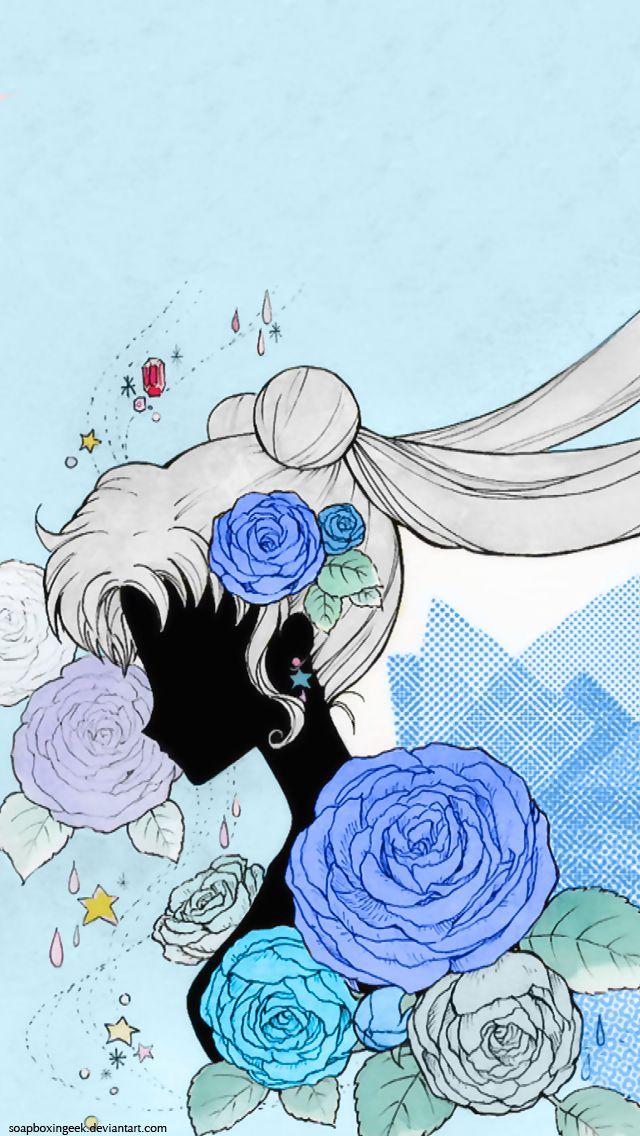 Sailor Moon Crystal: Title Card by soapboxinggeek