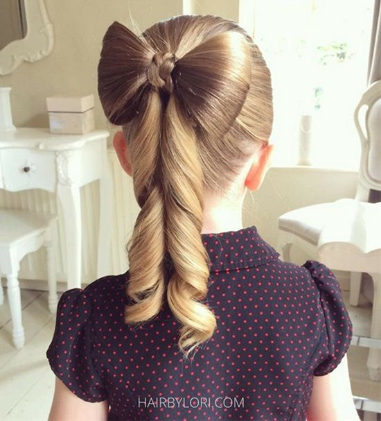 15 Fun and Trendy Hairstyles For Your Children | Postris