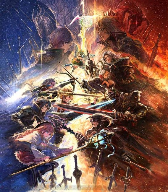 Game with 4-on-4 multiplayer, single player story by Fate/Apocrypha's Yuichiro Higashide slated for this year    Square Enix revealed a new smartphone game titled Battle of Blades on Thursday. The game will have both a single player story and a four-on-four...-http://trb.zone/square-enix-reveals-battle-of-blades-smartphone-game.html