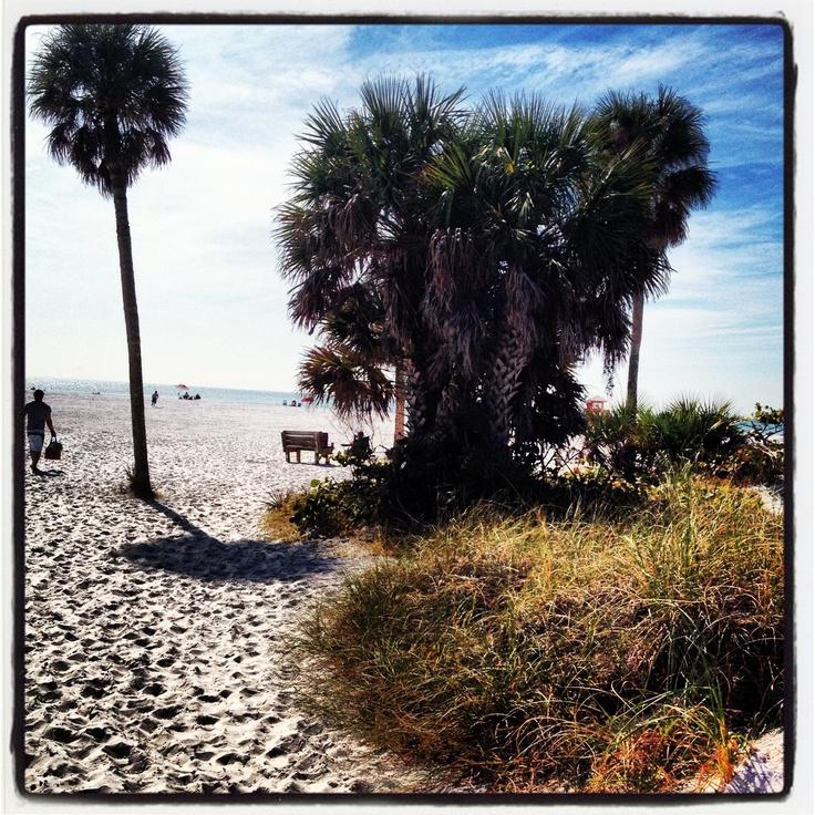Siesta Key Beach, FL. Beautiful white sand beach in southwest Florida. Need to go back soon!